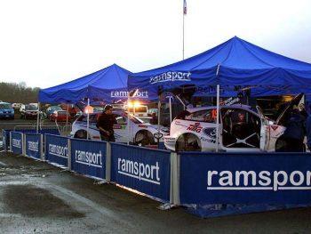 the ramsport paddock