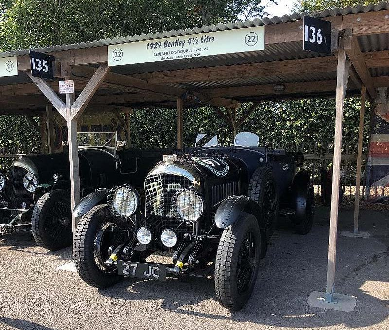 vintage rallying