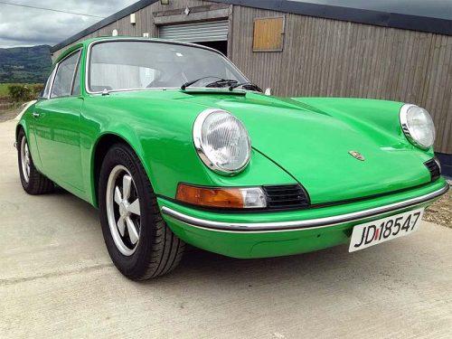 1973 Porsche 9!!T
