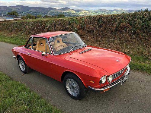 1973 Lancia Fulvia 1600 HF Lusso