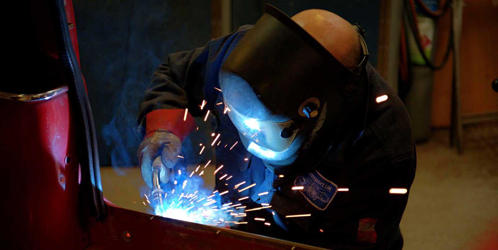 vacancies welding car